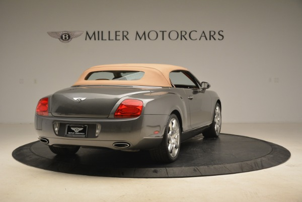 Used 2008 Bentley Continental GT W12 for sale Sold at Rolls-Royce Motor Cars Greenwich in Greenwich CT 06830 19