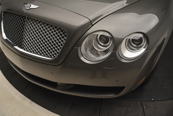 Used 2008 Bentley Continental GT W12 for sale Sold at Rolls-Royce Motor Cars Greenwich in Greenwich CT 06830 26