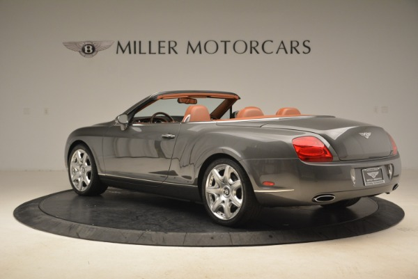 Used 2008 Bentley Continental GT W12 for sale Sold at Rolls-Royce Motor Cars Greenwich in Greenwich CT 06830 4