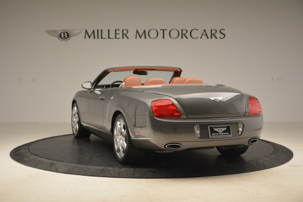 Used 2008 Bentley Continental GT W12 for sale Sold at Rolls-Royce Motor Cars Greenwich in Greenwich CT 06830 5