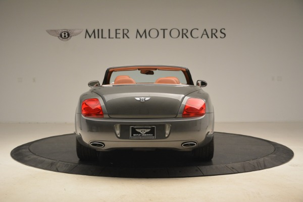 Used 2008 Bentley Continental GT W12 for sale Sold at Rolls-Royce Motor Cars Greenwich in Greenwich CT 06830 6