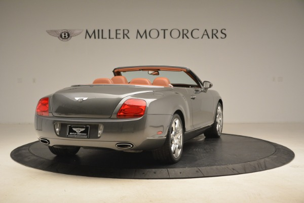 Used 2008 Bentley Continental GT W12 for sale Sold at Rolls-Royce Motor Cars Greenwich in Greenwich CT 06830 7