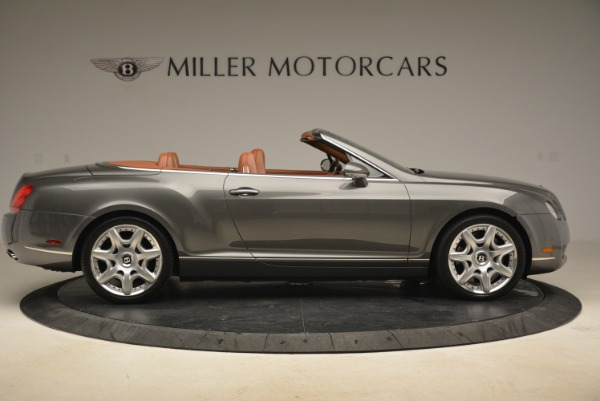 Used 2008 Bentley Continental GT W12 for sale Sold at Rolls-Royce Motor Cars Greenwich in Greenwich CT 06830 9