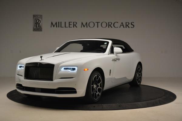 New 2018 Rolls-Royce Dawn Black Badge for sale Sold at Rolls-Royce Motor Cars Greenwich in Greenwich CT 06830 13