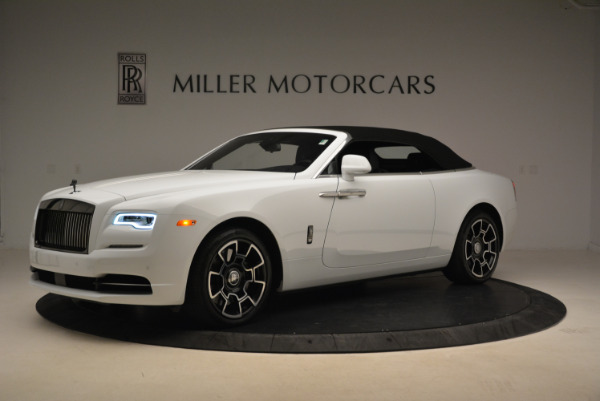 New 2018 Rolls-Royce Dawn Black Badge for sale Sold at Rolls-Royce Motor Cars Greenwich in Greenwich CT 06830 14
