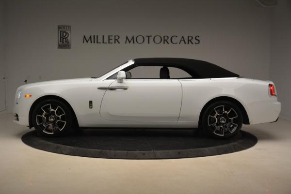 New 2018 Rolls-Royce Dawn Black Badge for sale Sold at Rolls-Royce Motor Cars Greenwich in Greenwich CT 06830 15