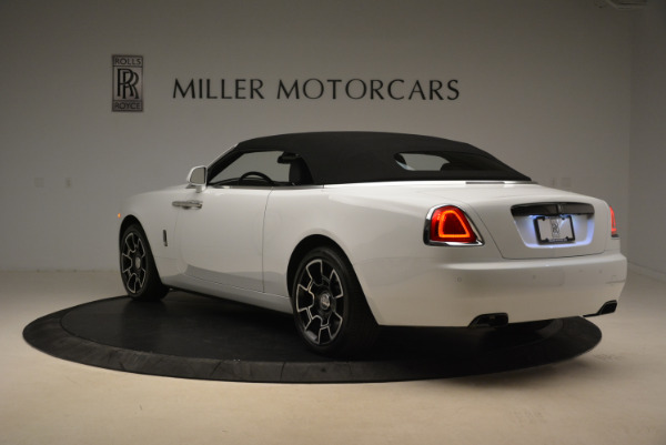 New 2018 Rolls-Royce Dawn Black Badge for sale Sold at Rolls-Royce Motor Cars Greenwich in Greenwich CT 06830 17
