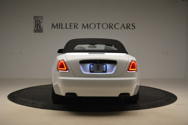 New 2018 Rolls-Royce Dawn Black Badge for sale Sold at Rolls-Royce Motor Cars Greenwich in Greenwich CT 06830 18