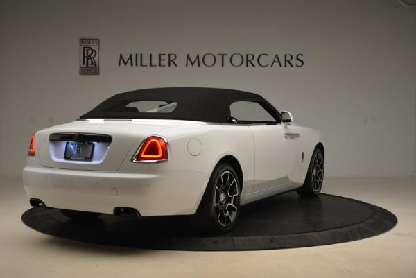 New 2018 Rolls-Royce Dawn Black Badge for sale Sold at Rolls-Royce Motor Cars Greenwich in Greenwich CT 06830 19
