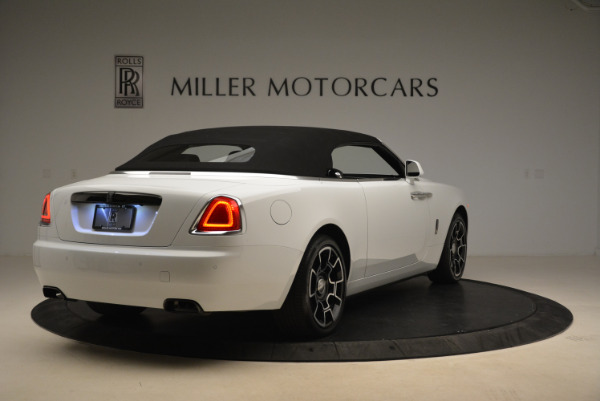 New 2018 Rolls-Royce Dawn Black Badge for sale Sold at Rolls-Royce Motor Cars Greenwich in Greenwich CT 06830 20
