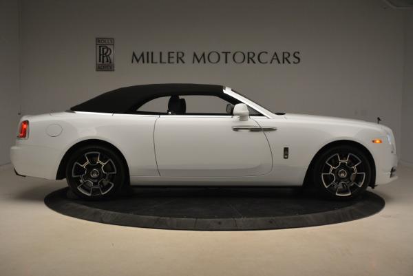 New 2018 Rolls-Royce Dawn Black Badge for sale Sold at Rolls-Royce Motor Cars Greenwich in Greenwich CT 06830 22