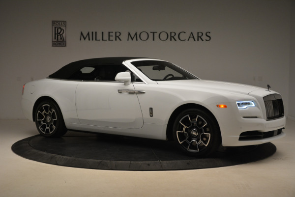 New 2018 Rolls-Royce Dawn Black Badge for sale Sold at Rolls-Royce Motor Cars Greenwich in Greenwich CT 06830 23