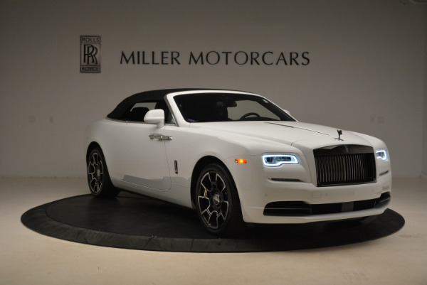 New 2018 Rolls-Royce Dawn Black Badge for sale Sold at Rolls-Royce Motor Cars Greenwich in Greenwich CT 06830 24
