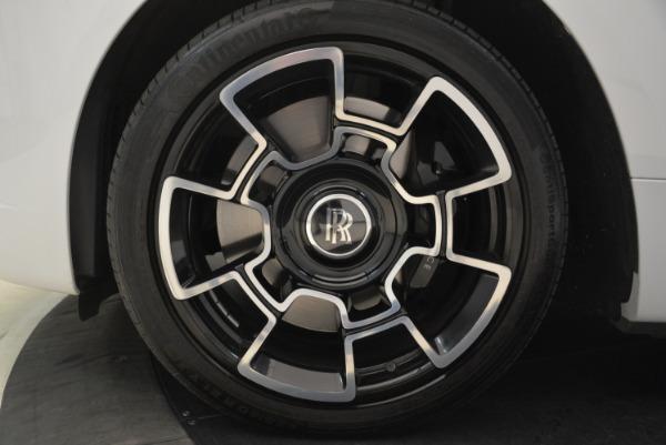 New 2018 Rolls-Royce Dawn Black Badge for sale Sold at Rolls-Royce Motor Cars Greenwich in Greenwich CT 06830 26