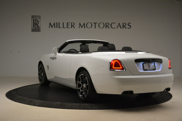 New 2018 Rolls-Royce Dawn Black Badge for sale Sold at Rolls-Royce Motor Cars Greenwich in Greenwich CT 06830 6