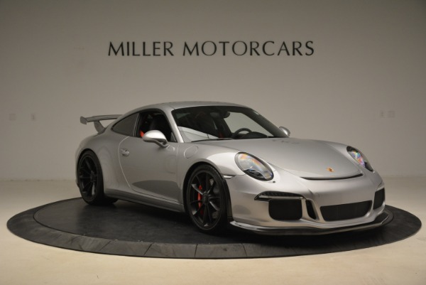 Used 2015 Porsche 911 GT3 for sale Sold at Rolls-Royce Motor Cars Greenwich in Greenwich CT 06830 11