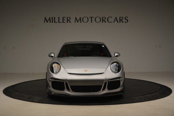 Used 2015 Porsche 911 GT3 for sale Sold at Rolls-Royce Motor Cars Greenwich in Greenwich CT 06830 12