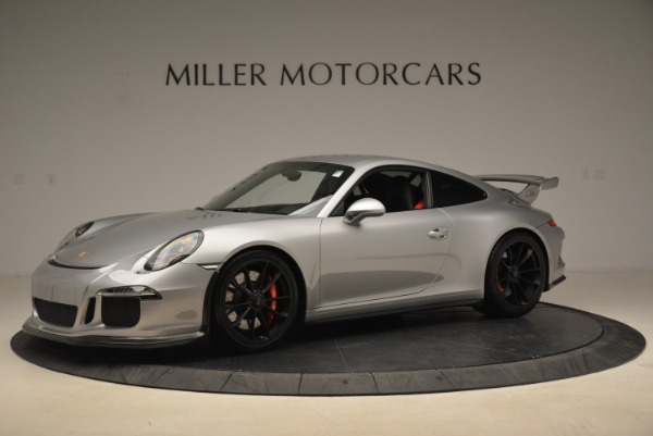 Used 2015 Porsche 911 GT3 for sale Sold at Rolls-Royce Motor Cars Greenwich in Greenwich CT 06830 2