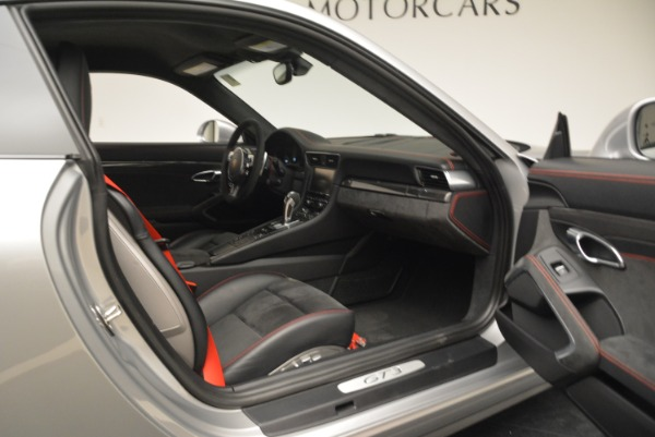 Used 2015 Porsche 911 GT3 for sale Sold at Rolls-Royce Motor Cars Greenwich in Greenwich CT 06830 25