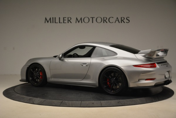 Used 2015 Porsche 911 GT3 for sale Sold at Rolls-Royce Motor Cars Greenwich in Greenwich CT 06830 4