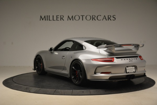 Used 2015 Porsche 911 GT3 for sale Sold at Rolls-Royce Motor Cars Greenwich in Greenwich CT 06830 5