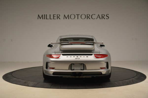 Used 2015 Porsche 911 GT3 for sale Sold at Rolls-Royce Motor Cars Greenwich in Greenwich CT 06830 6