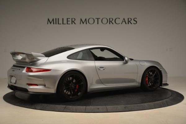 Used 2015 Porsche 911 GT3 for sale Sold at Rolls-Royce Motor Cars Greenwich in Greenwich CT 06830 8