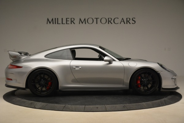 Used 2015 Porsche 911 GT3 for sale Sold at Rolls-Royce Motor Cars Greenwich in Greenwich CT 06830 9