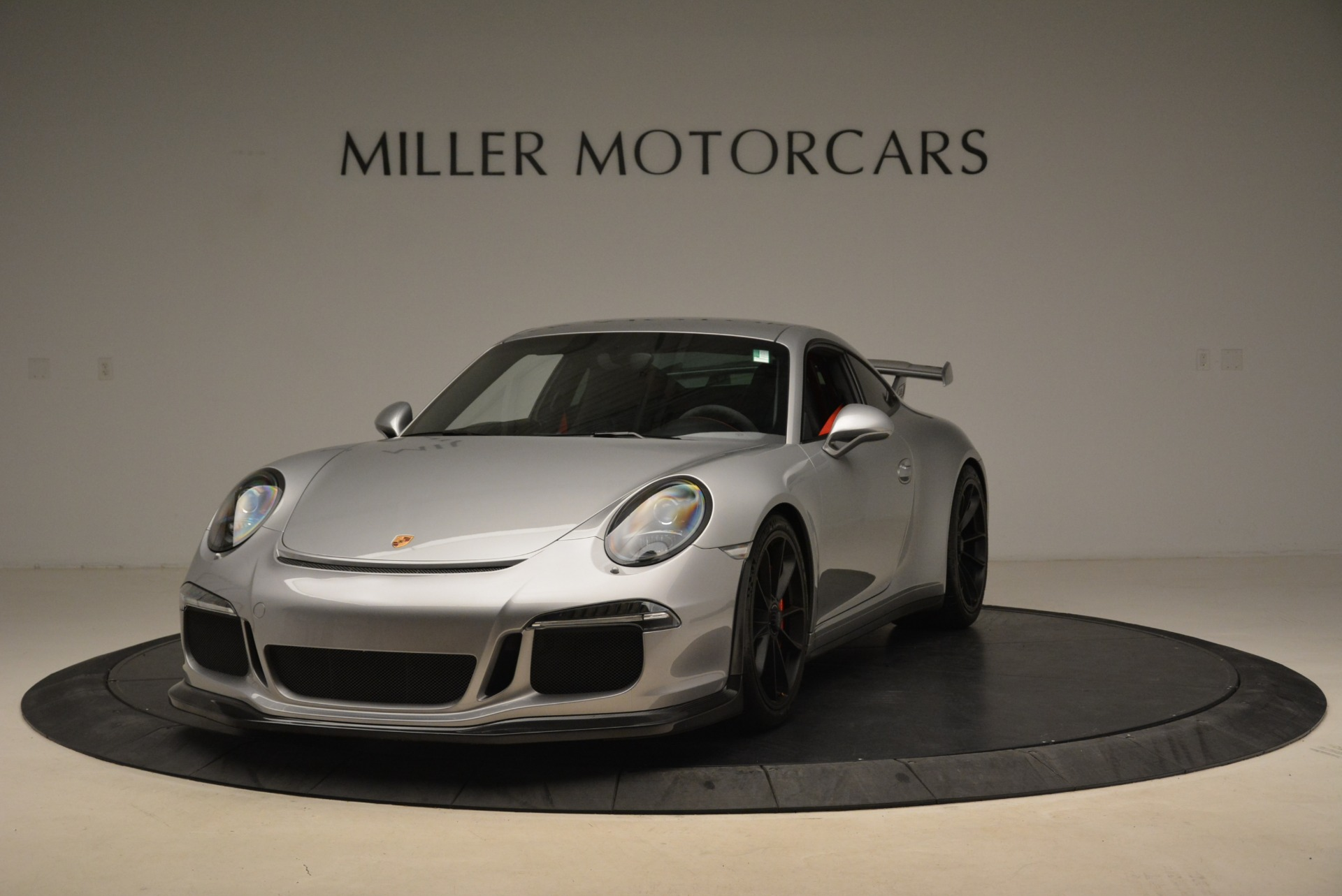 Used 2015 Porsche 911 GT3 for sale Sold at Rolls-Royce Motor Cars Greenwich in Greenwich CT 06830 1