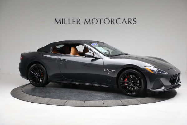 New 2018 Maserati GranTurismo Sport Convertible for sale Sold at Rolls-Royce Motor Cars Greenwich in Greenwich CT 06830 20