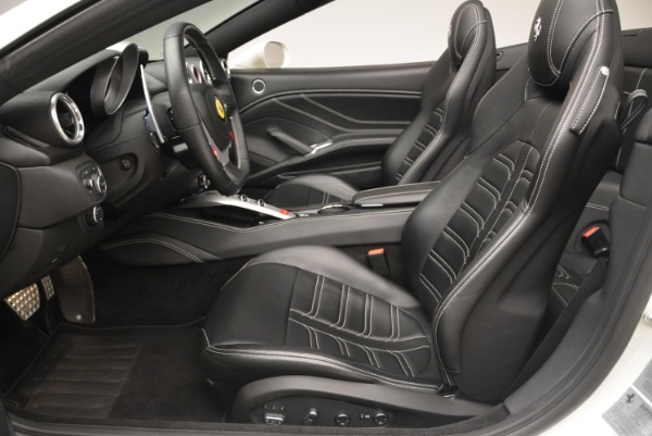 Used 2015 Ferrari California T for sale Sold at Rolls-Royce Motor Cars Greenwich in Greenwich CT 06830 26