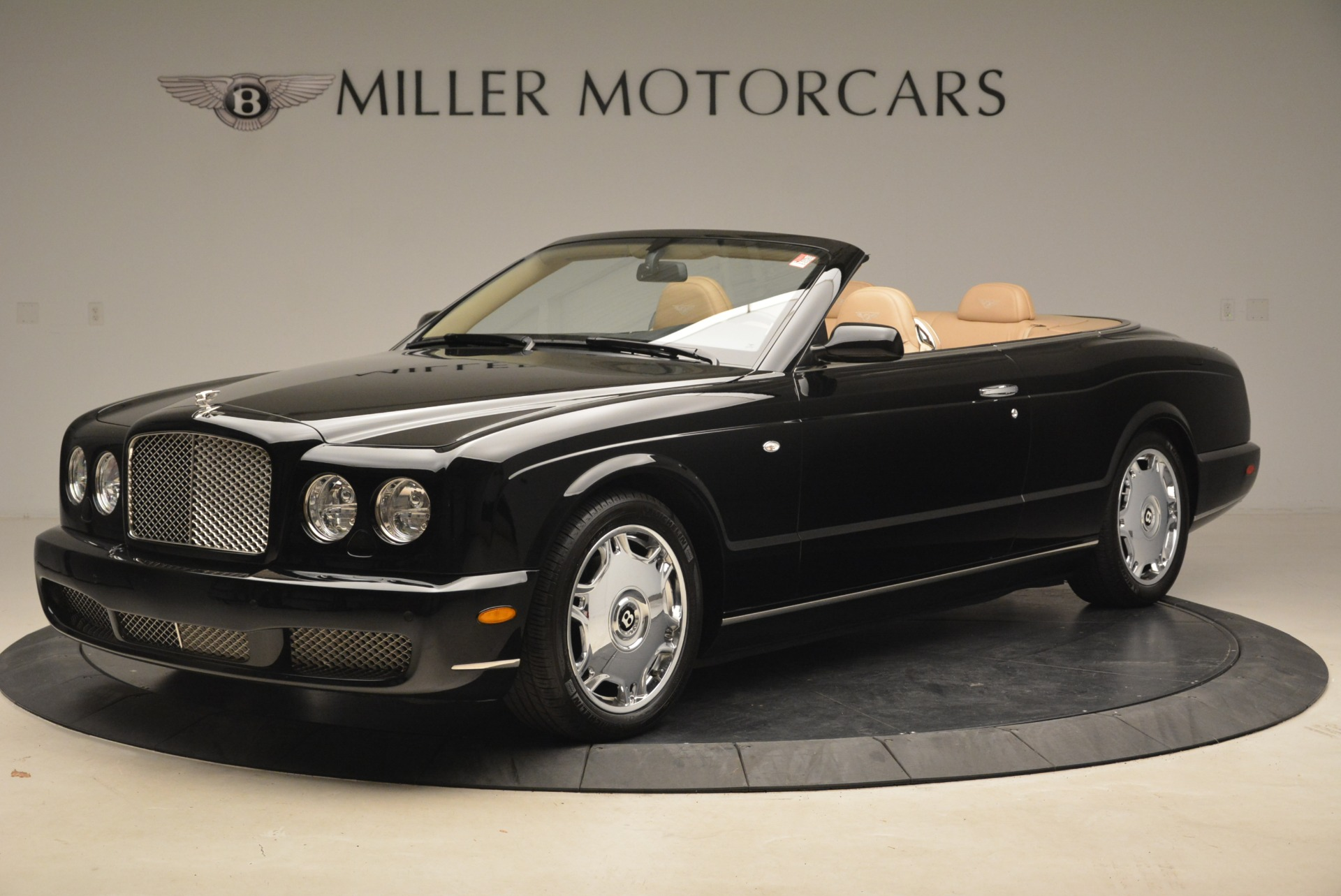 Used 2007 Bentley Azure for sale Sold at Rolls-Royce Motor Cars Greenwich in Greenwich CT 06830 1
