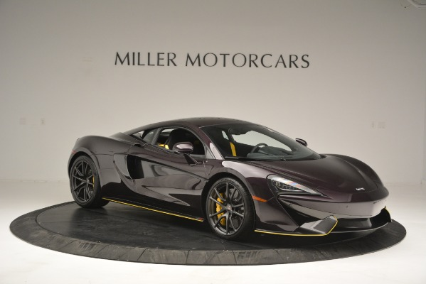 Used 2018 McLaren 570S for sale Sold at Rolls-Royce Motor Cars Greenwich in Greenwich CT 06830 10