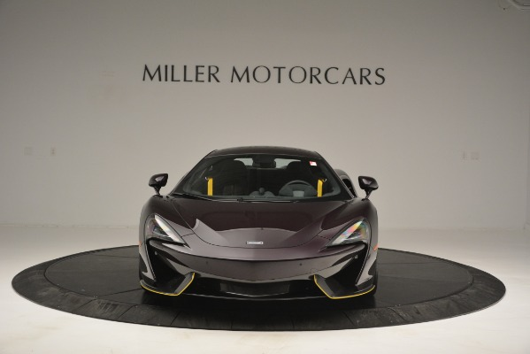 Used 2018 McLaren 570S for sale Sold at Rolls-Royce Motor Cars Greenwich in Greenwich CT 06830 12