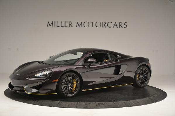 Used 2018 McLaren 570S for sale Sold at Rolls-Royce Motor Cars Greenwich in Greenwich CT 06830 2