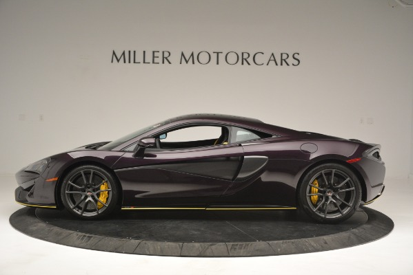 Used 2018 McLaren 570S for sale Sold at Rolls-Royce Motor Cars Greenwich in Greenwich CT 06830 3