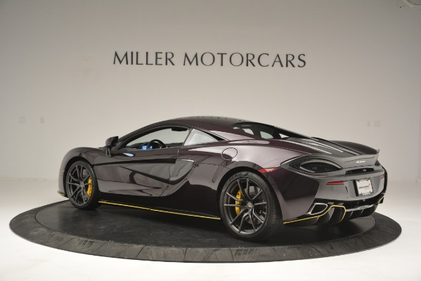 Used 2018 McLaren 570S for sale Sold at Rolls-Royce Motor Cars Greenwich in Greenwich CT 06830 4