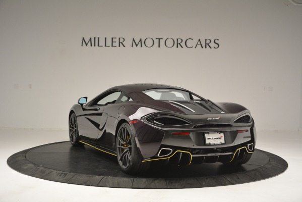 Used 2018 McLaren 570S for sale Sold at Rolls-Royce Motor Cars Greenwich in Greenwich CT 06830 5