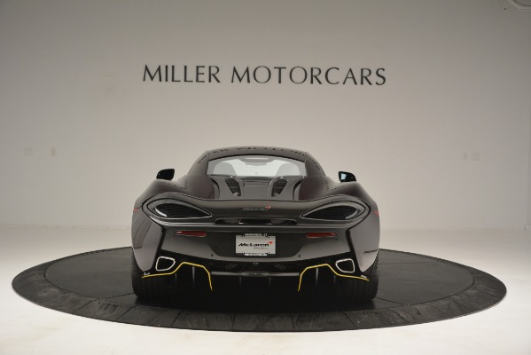 Used 2018 McLaren 570S for sale Sold at Rolls-Royce Motor Cars Greenwich in Greenwich CT 06830 6