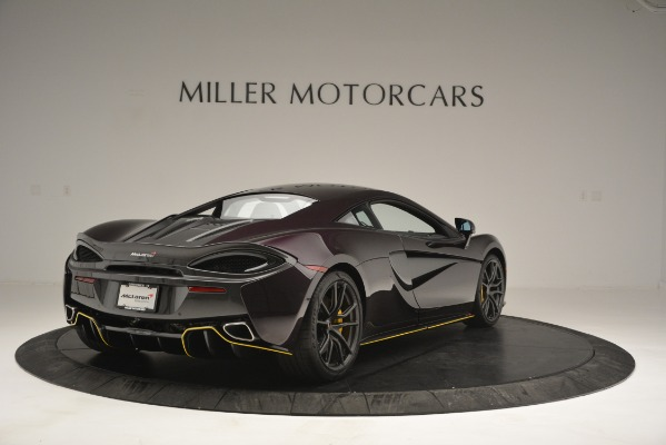 Used 2018 McLaren 570S for sale Sold at Rolls-Royce Motor Cars Greenwich in Greenwich CT 06830 7