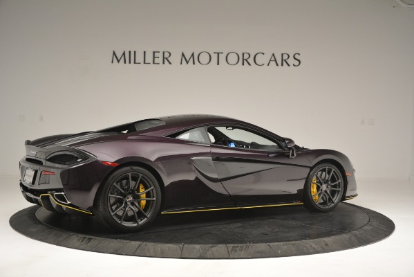 Used 2018 McLaren 570S for sale Sold at Rolls-Royce Motor Cars Greenwich in Greenwich CT 06830 8