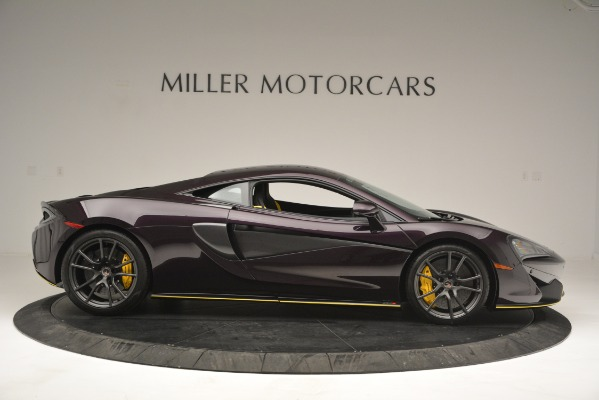 Used 2018 McLaren 570S for sale Sold at Rolls-Royce Motor Cars Greenwich in Greenwich CT 06830 9