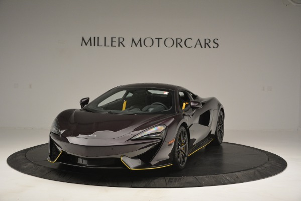 Used 2018 McLaren 570S for sale Sold at Rolls-Royce Motor Cars Greenwich in Greenwich CT 06830 1