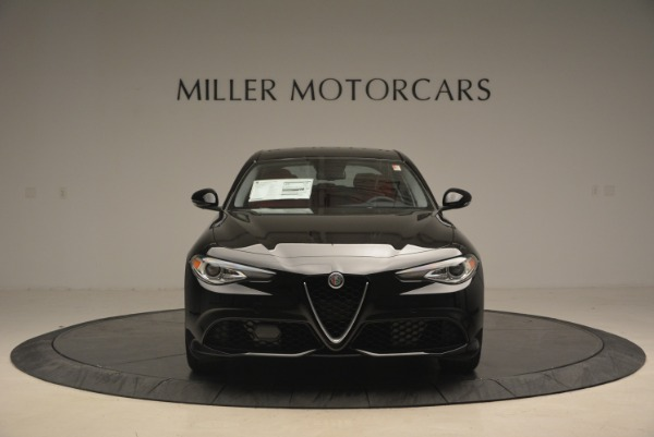 New 2018 Alfa Romeo Giulia Sport Q4 for sale Sold at Rolls-Royce Motor Cars Greenwich in Greenwich CT 06830 12