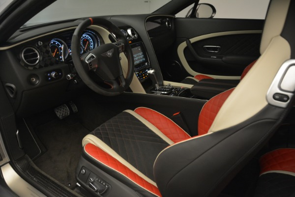Used 2017 Bentley Continental GT Supersports for sale Sold at Rolls-Royce Motor Cars Greenwich in Greenwich CT 06830 19
