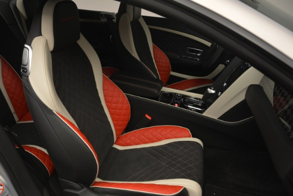 Used 2017 Bentley Continental GT Supersports for sale Sold at Rolls-Royce Motor Cars Greenwich in Greenwich CT 06830 28