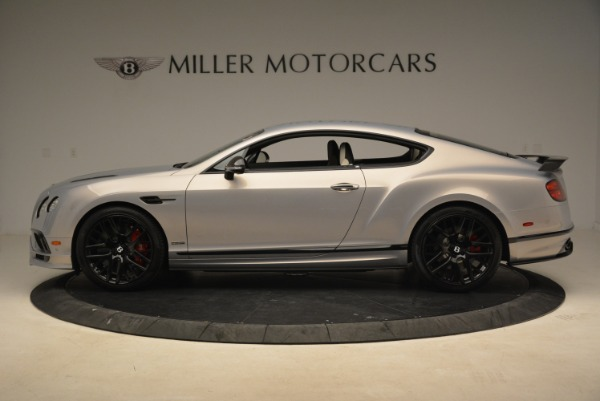 Used 2017 Bentley Continental GT Supersports for sale Sold at Rolls-Royce Motor Cars Greenwich in Greenwich CT 06830 3