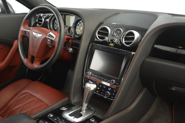 Used 2015 Bentley Continental GT V8 S for sale Sold at Rolls-Royce Motor Cars Greenwich in Greenwich CT 06830 26