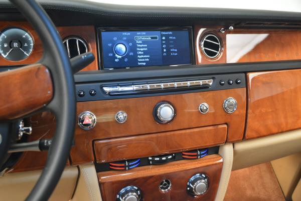 Used 2013 Rolls-Royce Phantom for sale Sold at Rolls-Royce Motor Cars Greenwich in Greenwich CT 06830 16