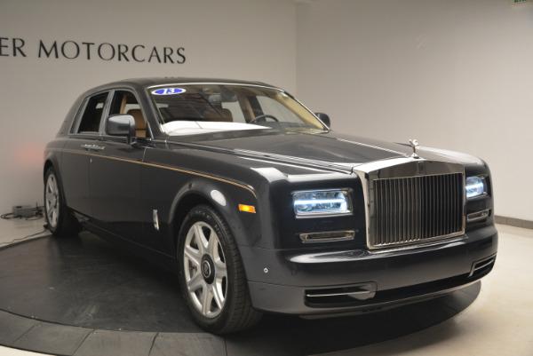 Used 2013 Rolls-Royce Phantom for sale Sold at Rolls-Royce Motor Cars Greenwich in Greenwich CT 06830 2